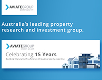 Corporate Banners for an Australian Company