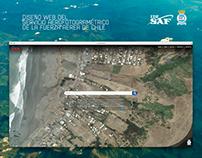 WEB DESIGN IDESAF CHILE