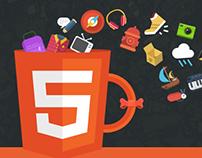 HTML5 App Development Web Page Design   Algoworks