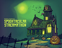 Gamers Outreach - Spooktacular Streamathon