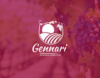 Gennari | Logo Design