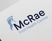 Branding & Website: McRae Foot Health Centre