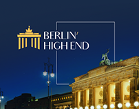Berlin High End - Website