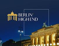 Berlin High End - Website