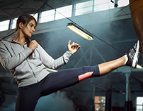 MMA Fighter Karolina Kowalkiewicz