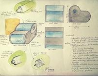 Textile Machine Concept