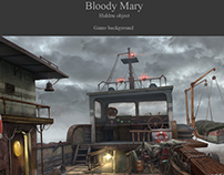 The project game_Bloody mary