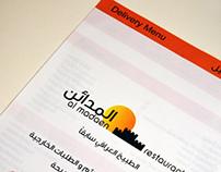 Delivery Menu _ Al Madaen Resturant
