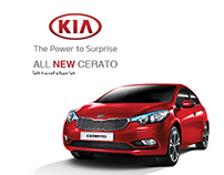 Kia Motors - cerato 2013 - launching - multimedia