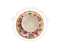 Website: The pleasure of drinking Tea!