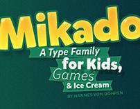 Mikado (Typefamily)
