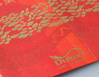 Dulux Singapore 2013 Red Packet & Paper Carrier
