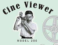 Cine Viewer - Exploded View