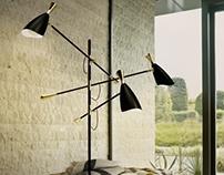 DUKE Lamp | FLOOR