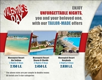 Valentine's Day Offers | Flyer & Banner