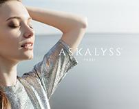 Askalyss Paris - Branding - Web site