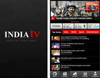 India TV News Application Android