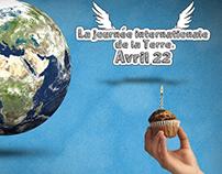 Happy birthday Earth