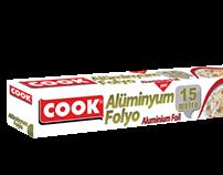 Cook - Kutu ve Ambalaj Çalışmaları
