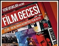 Bilkent Üniversitesi Yeni Ufuklar Kulübü Film Gecesi Af