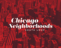 Chicago Neighborhoods: South Loop - Book