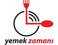 Yemek Zamanı - Logo Çalışması