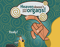 Branding: Organ Donation