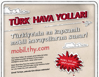 TURKISH AIRLINES - MOBIL THY