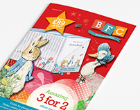 Books For Children Branding