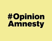 Young Glory Round 06: #OpinionAmnesty