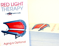 Red Light Therapy Brochure