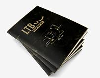 LTB BRAND BOOK 2013