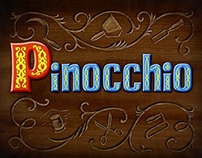 PINOCCHIO - 70th Anniversary DVD/Blu-ray