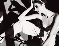 Ira Korshunova. Models off duty