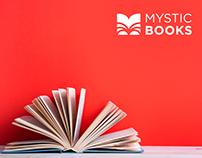 Mystic books Logo