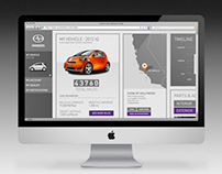 Scion Owners Dashboard