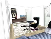 London Apartment Interior Design
