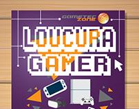 Gameteczone Banner Loucura