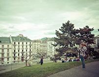 Spring Street - Geneva