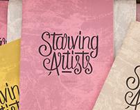 Starving Artists Cookbook