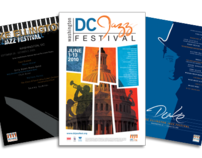 Advertising, PR and Event Promotion - DC Jazz Festival
