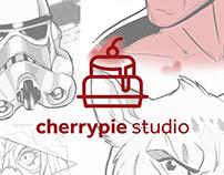 CherryPie Illustrations