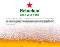 Poster for Heineken
