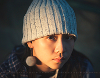Chinese Girl   Cinemagraph