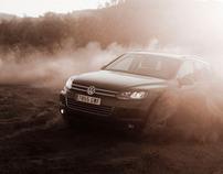 Volkswagen Touareg | 100% New Touareg