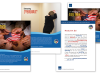 American Recovery & Reinvestment Act Ad Campaign - GSA