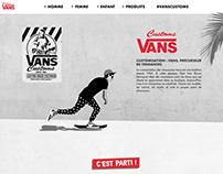 Vans Customs - Web - App