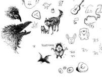 Random sketches and stuff...
