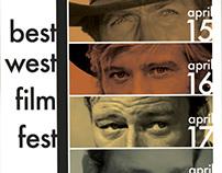 Best West Film Fest Poster