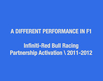 Infiniti - Red Bull Racing Partnership Activation
